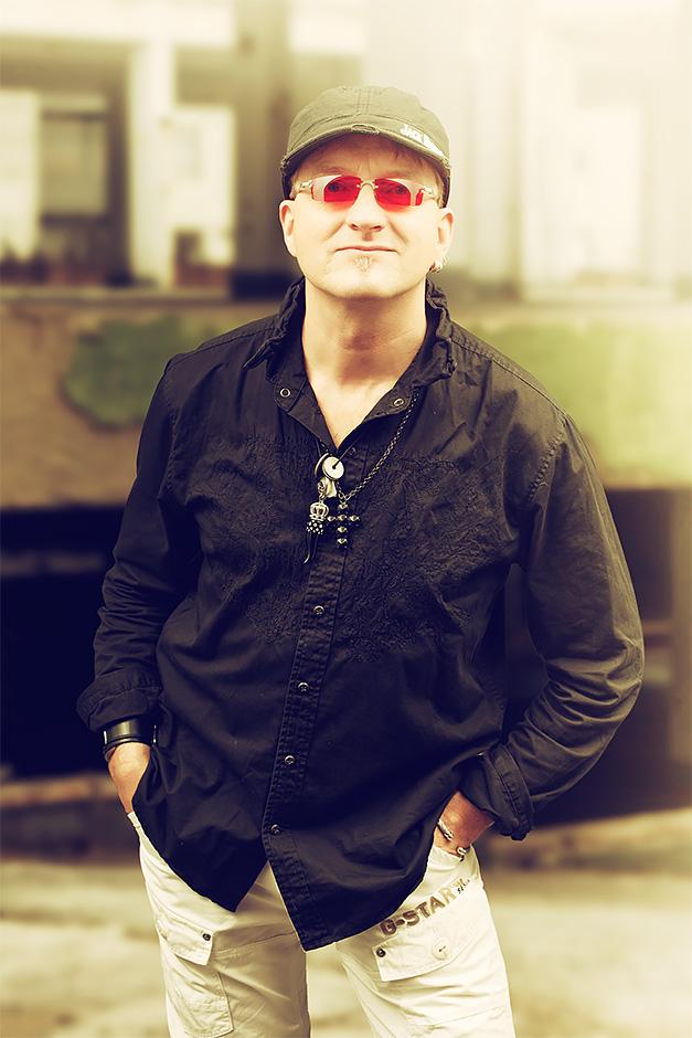 Studioaufnahme Martin Sulger - Keyboard bei The Gypsys
