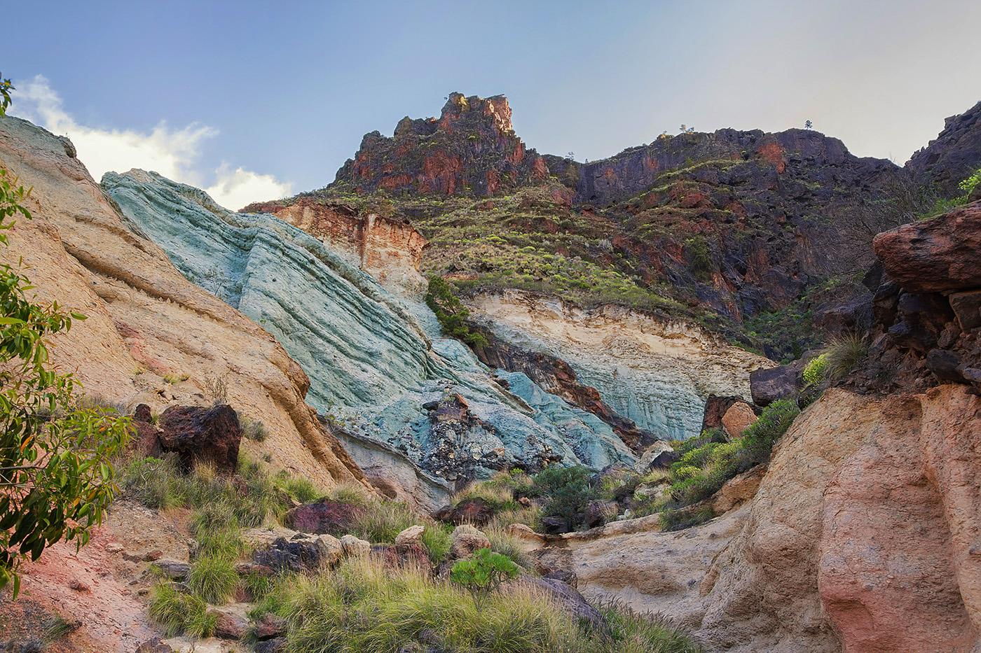 Gran Canaria - Fuentede los Azulejos