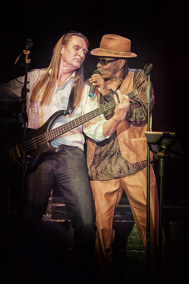 Keith Sanders und Cord Kunze The Gypsys