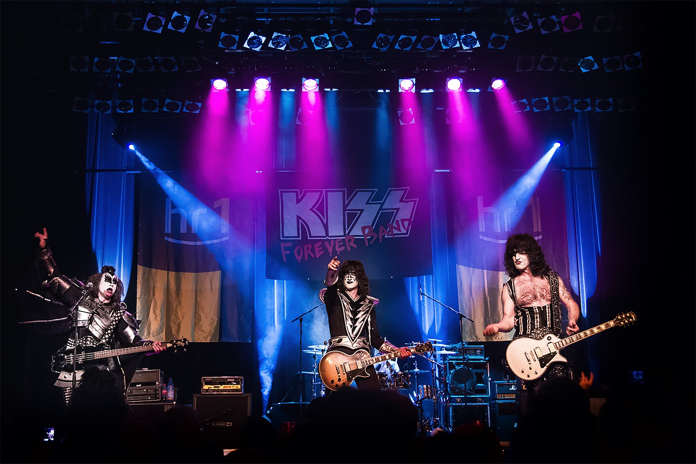Kiss forever Band Open Doors Festival Neu Isenburg
