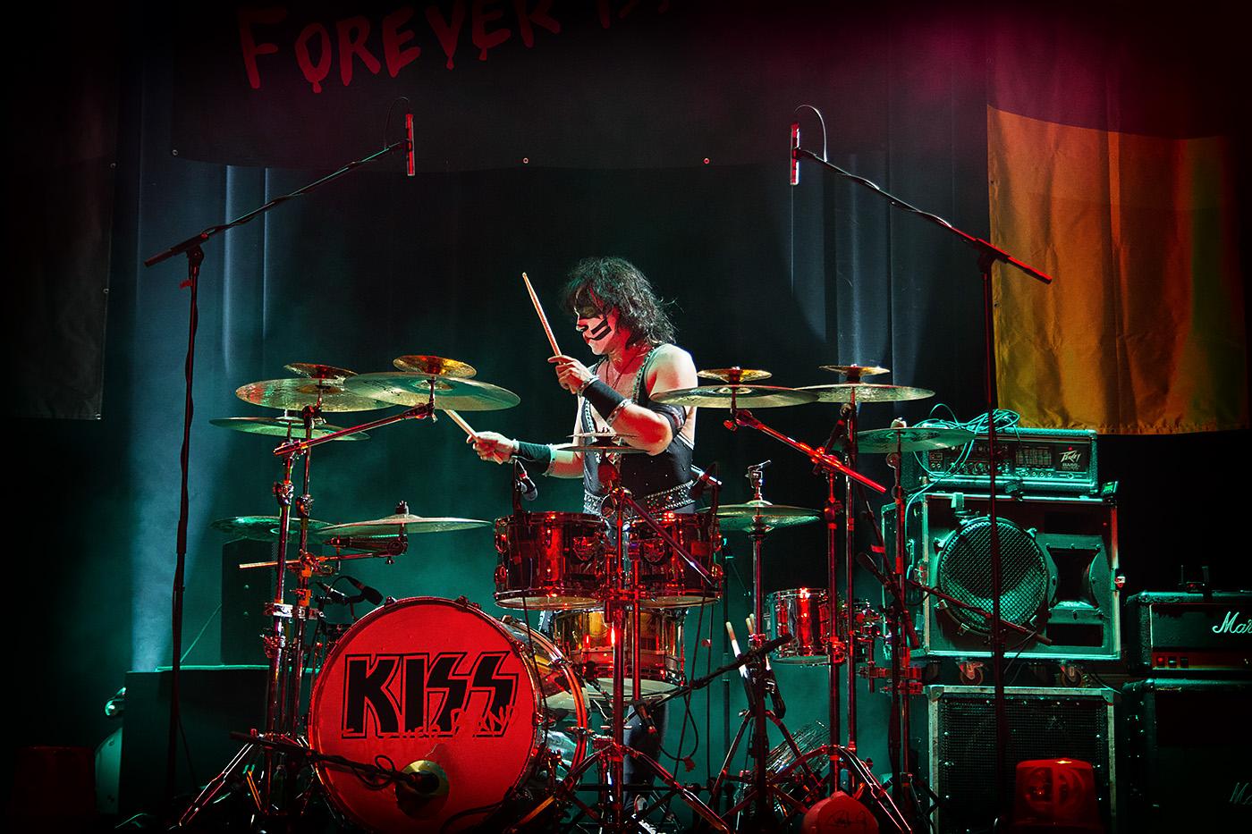 Kiss forever Band Radek Sikl