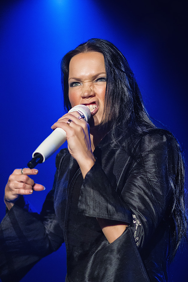 Tarja Turunen ehemals Nightwish