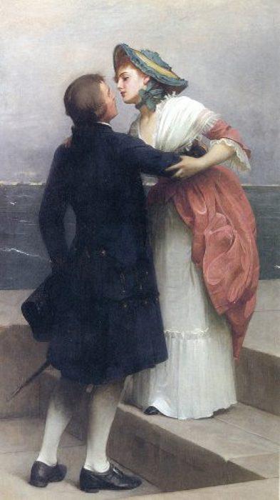 Farewell Philip Hermogenes Calderon 1892