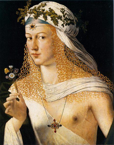 Flora Bartolomeo Veneto 1515