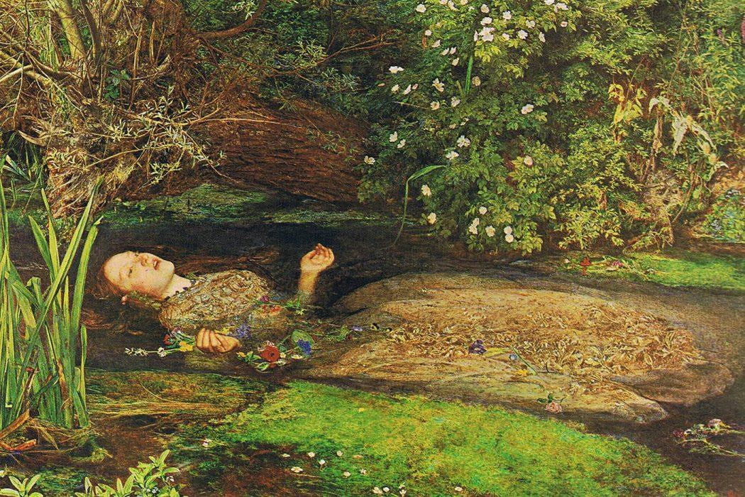 Ophelia John Everett Millais 1851