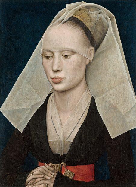 Rogier van der Weyden Portrait einer Dame